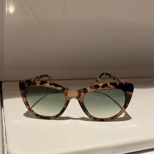 Pink Warburg Parker Sunglasses